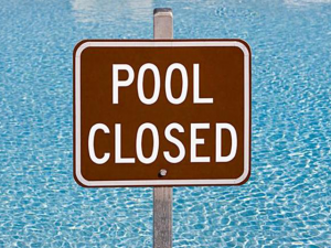 When to Close your Swimming Pool