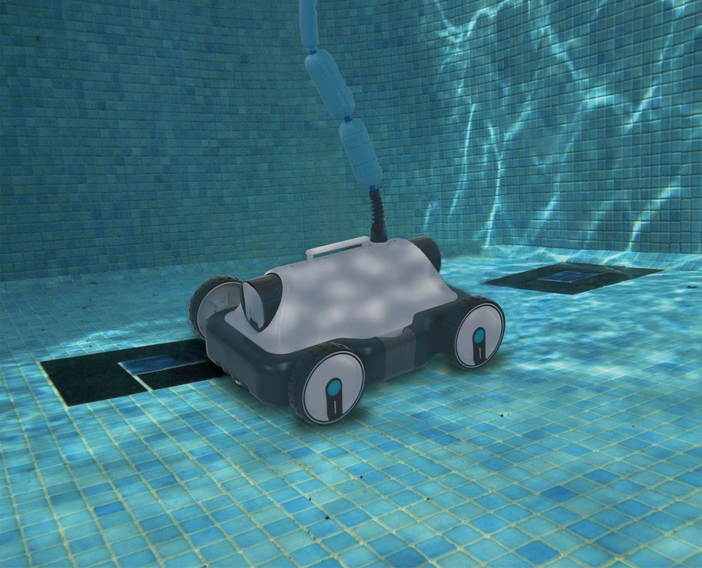 Robotic Pool Cleaners and Other Automated Vacuums – Pool Technology ...
